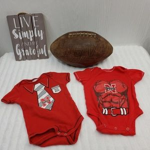 Infant Pro Edge Husker creepers